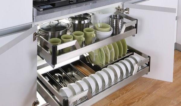 Đại lý bán phụ kiện tủ bếp ở Hải Phòng